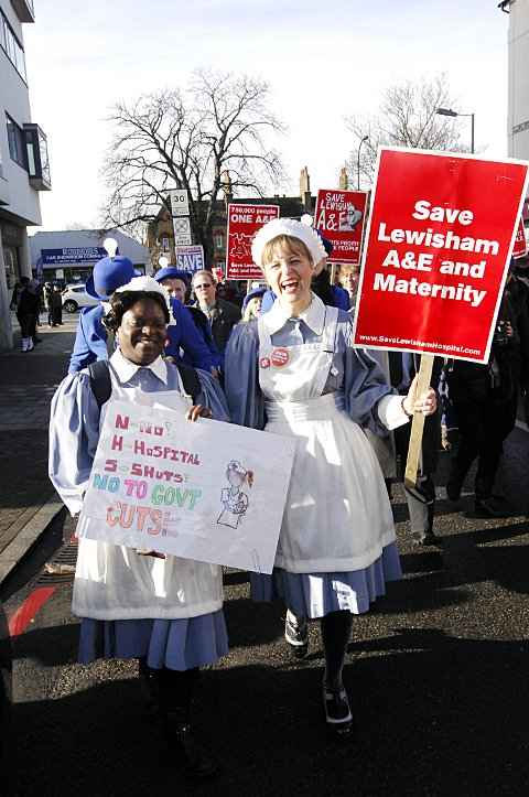 Lewisham Hospital: Lewisham Council legal action decision delayed