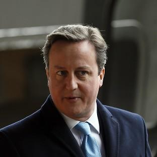 Prime Minister David Cameron has arrived in Algeria and will hold talks with counterpart Abdelmalek Sellal