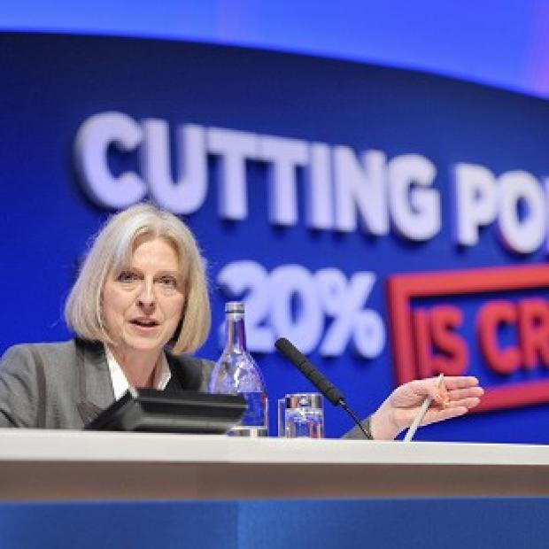 Home Secretary Theresa May set to unveil fast-track police reforms