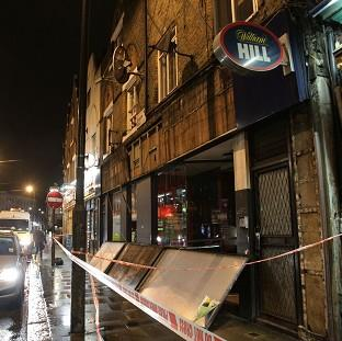 News Shopper: New Zealander Jacob Marx died on Monday when he was hit by a falling shop sign in Camden, north London