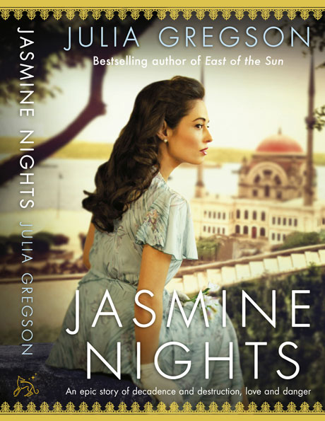 News Shopper: Jasmine Nights by Julia Gregson