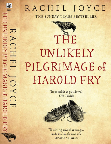 News Shopper: The Unlikely Pilgrimage of Harold Fry by Rachel Joyce