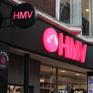 Between 60 and 100 HMV stores could be closed as part of plans to restructure the company