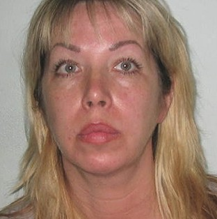 Svetlana Mironenkov, along with Anna Jankawska, are on a list of high-risk foreign criminals believed to be hiding in Britain (Crimestoppers/PA)