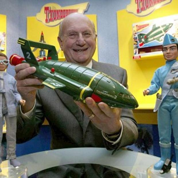 News Shopper: Thunderbirds creator Gerry Anderson died in December at the age of 83