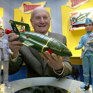 Thunderbirds creator Gerry Anderson died in December at the age of 83