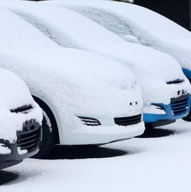 News Shopper: More snow showers are forecast for the UK and Scotland