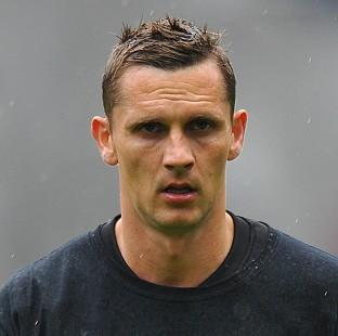 Two robbers stole a luxury watch from footballer Peter Lovenkrands