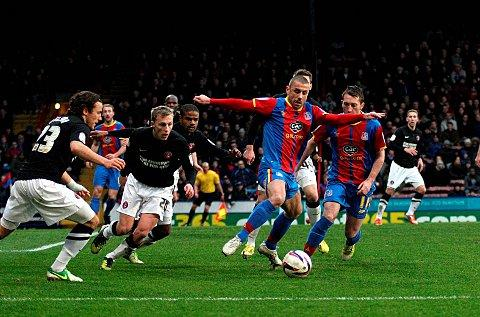 News Shopper: Excited: Kevin Phillips in a Palace shirt        Picture: Edmund Boyden