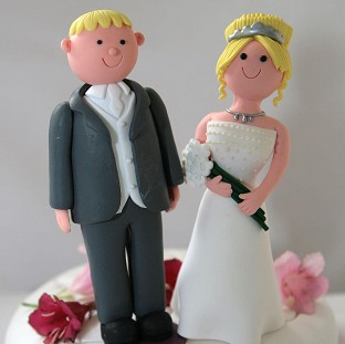 Couples are most likely to get divorced between three and six years after their wedding day, research has shown