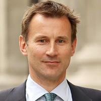 News Shopper: Jeremy Hunt said the Government aims to create a system where older people needing care do not have to sell their homes
