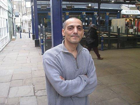 "News Shopper: Mehmet Karadag: ""Without the tourists I think we're knackered in the market."""