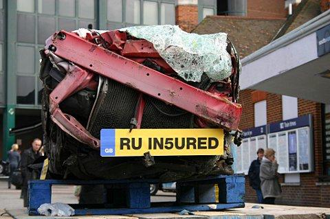 Police will continue to run operations to crackdown on uninsured drivers in the borough.