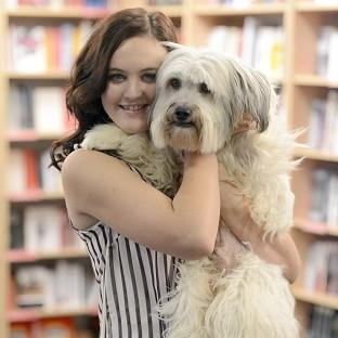 Britain's Got Talent winning dog Pudsey and Ashleigh Butler