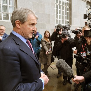 Owen Paterson has reaffirmed his determination to restore confidence in the food market following the horse meat scandal