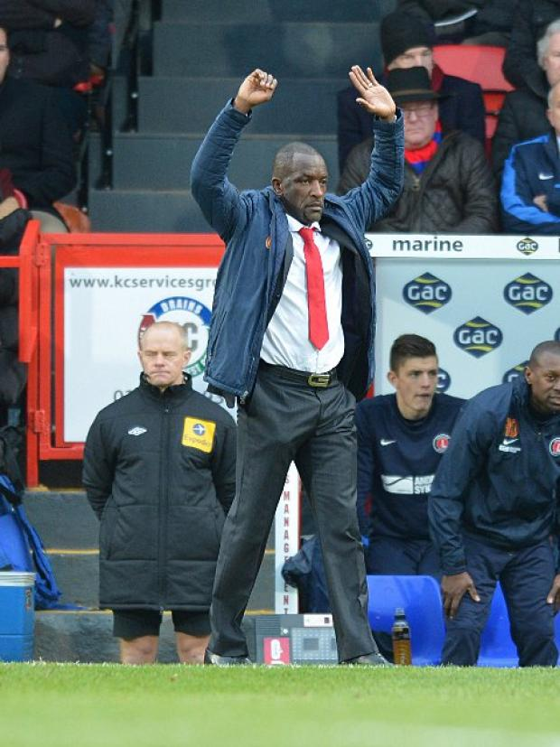 Chris Powell saw his side lose again. PICTURE BY KEITH GILLARD.