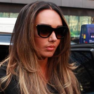 An ex boyfriend of Tamara Ecclestone has denied trying to blackmail her for 200,000 pounds