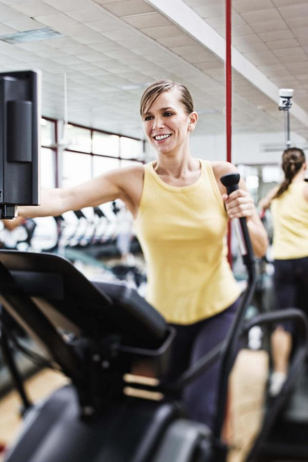 News Shopper: Fitness levels