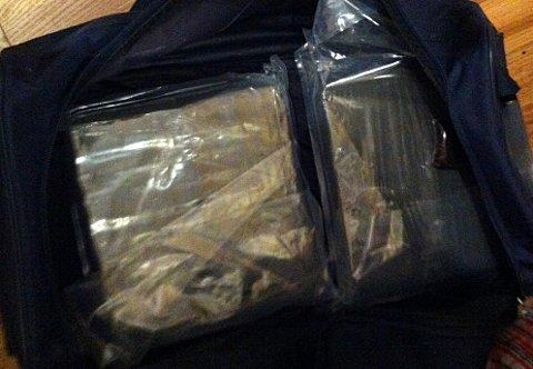 Armed robbery in Beckenham leads to discovery of £1 million drugs stash