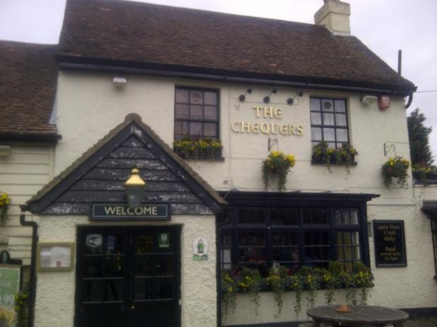 News Shopper: Review: The Chequers, Bromley