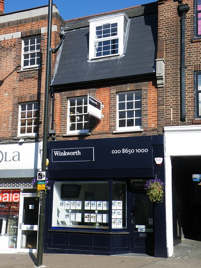 News Shopper: Winkworth estate agents Beckenham office