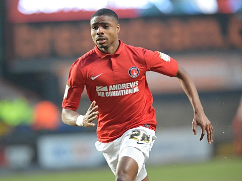 News Shopper: New loan signing Jon Obika made a late debut from the bench