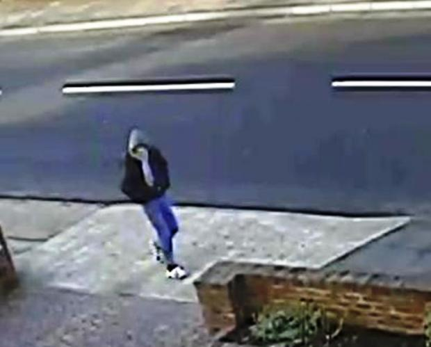 Detectives are appealing for help to trace this man.