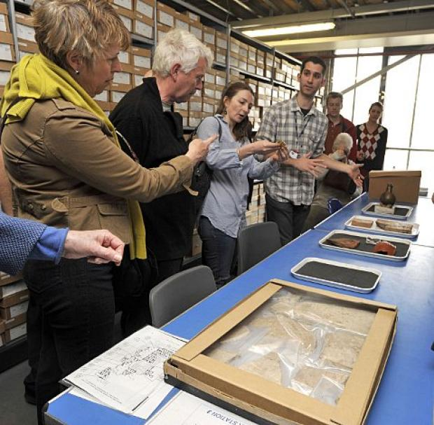 News Shopper: Find out about the ancient Romans in Bromley through Museum of London project