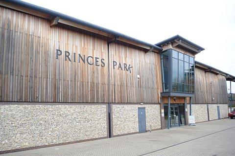 Eco-friendly Princes Park is up for a Climate Week Award.