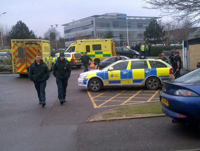UPDATE: Dartford lake rescue - Littlewood Hospital patient in life-threatening condition