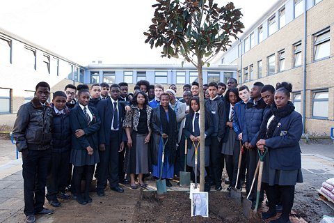 News Shopper: Tree planting