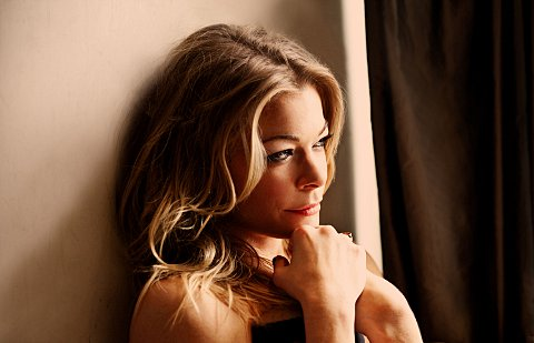 Country sensation LeAnn Rimes talks about appearing at the O2 in Greenwich