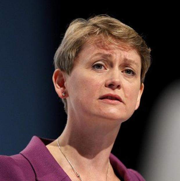 Yvette Cooper is set to make a speech on immigration today