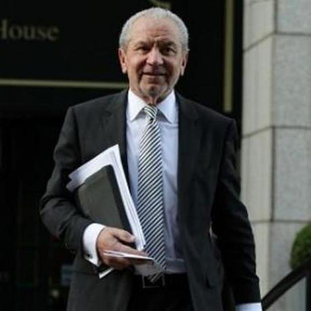 Lord Sugar has been taken to an employment tribunal by Thamesmead Apprentice winner Stella English.