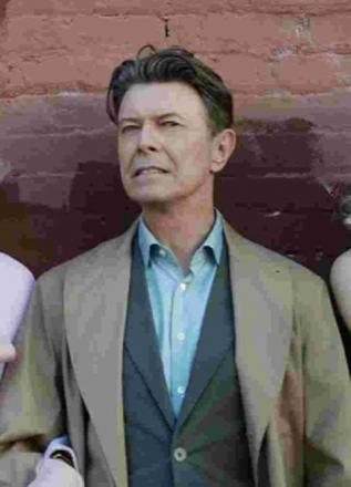 David Bowie bags two Brit Award nominations