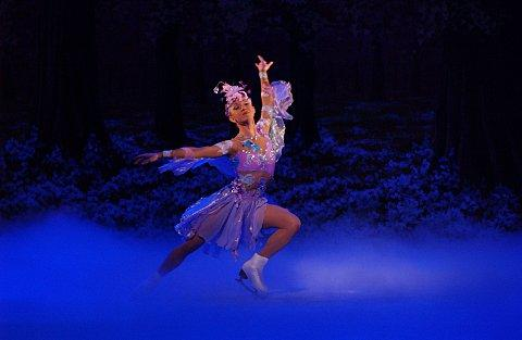 Dancing on Ice star Olga Sharutenko reveals all ahead of her show in Dartford
