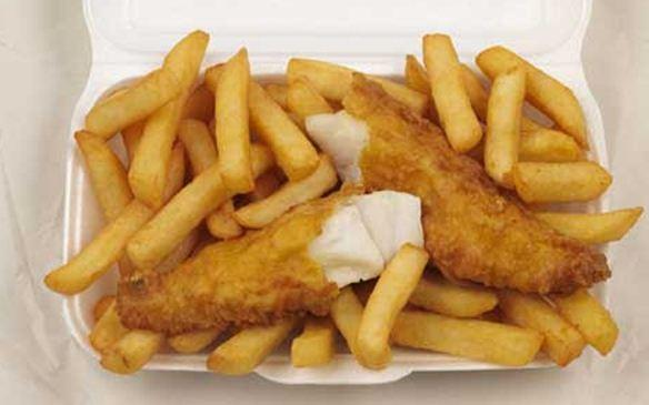 What is the best chippie in the area?