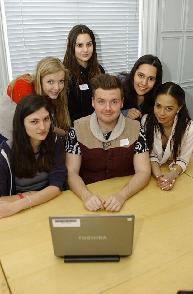 Sydenham High School pupils learn to beat bullying