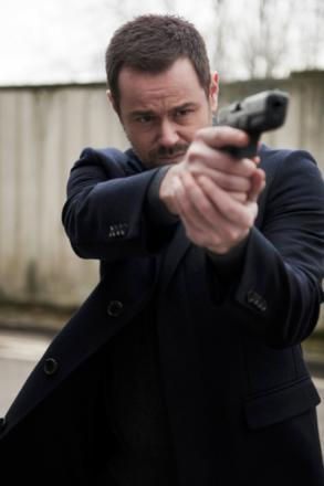 EastEnders' Danny Dyer to sign books at Bluewater