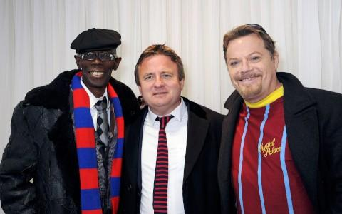 News Shopper: Eddie Izzard is offering VIP tickets to Palace fans.