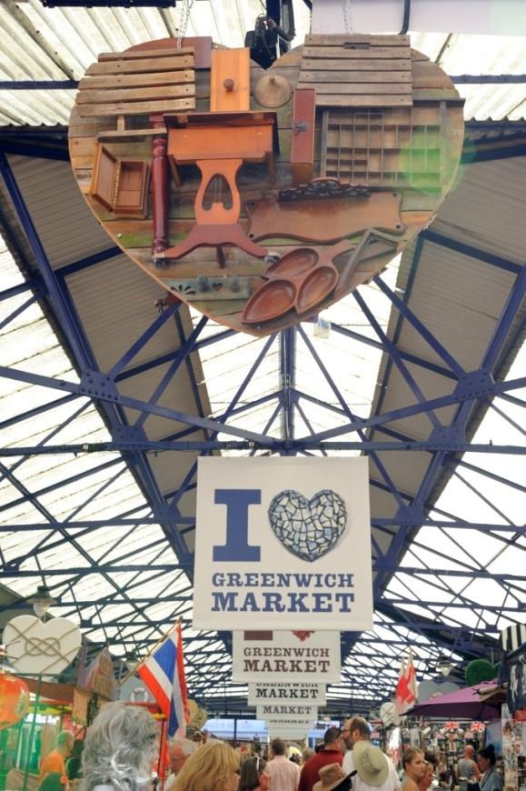 News Shopper: Greenwich Market