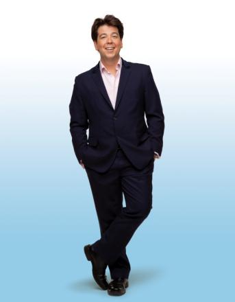 Michael McIntyre books six night Greenwich return