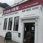Takeaway: Fish-Inn, Mottingham