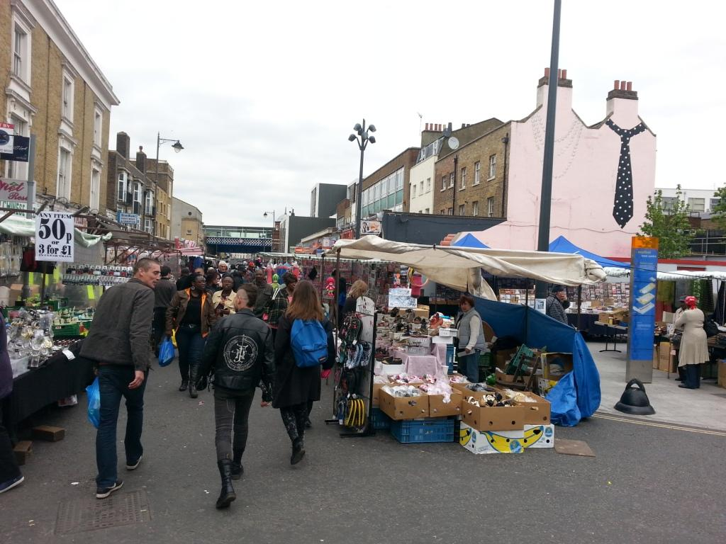 News Shopper: Markets: Deptford Market and Food Court