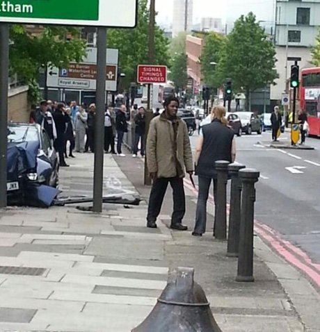 News Shopper: Woolwich attack