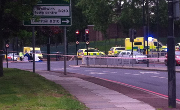 TERROR ATTACK IN WOOLWICH - LIVE UPDATES