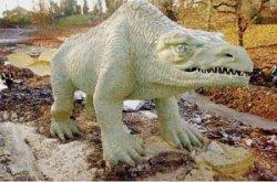 News Shopper: National treasures: The Crystal Palace dinosaurs