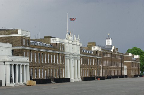 Woolwich barracks marked for closure in MoD cuts