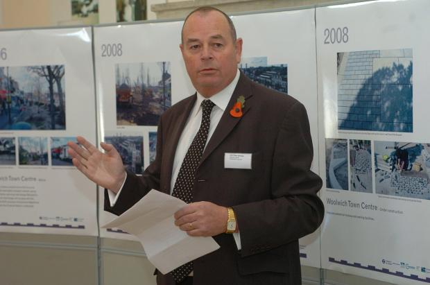 Councillor Peter Brooks