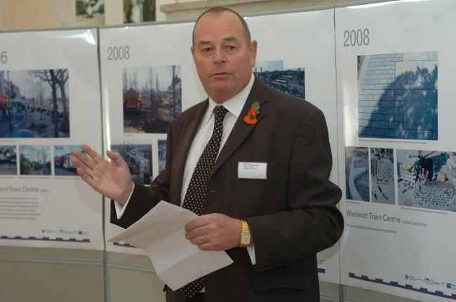 Director of GS Plus Councillor Peter Brooks